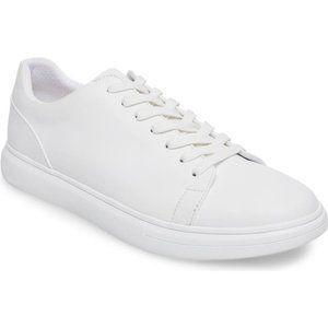 NEW Steve Madden Hank White Sneaker sz 10.5